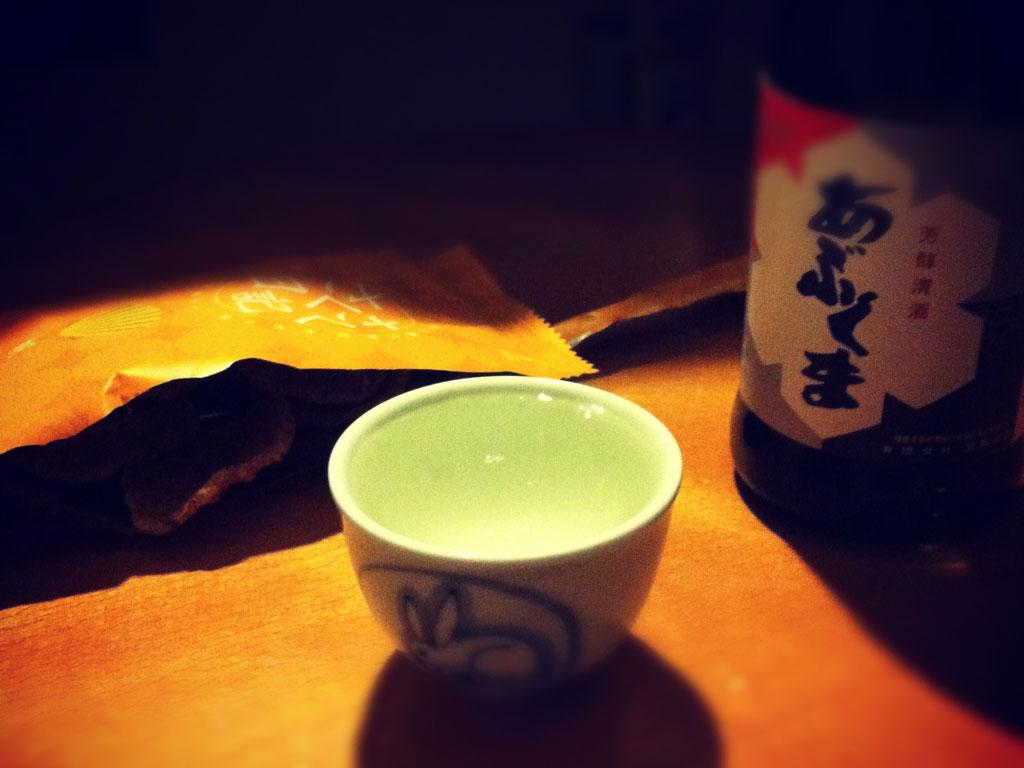もちろん日本酒にもあう