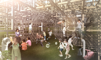 DESIGN TOUCH Park  MOUNTAIN GYM